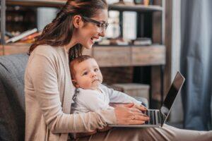 Blogger Mom